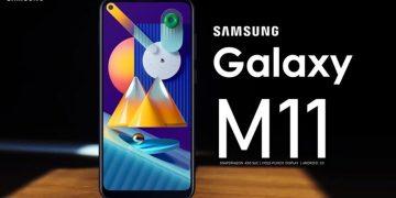 Samsung âm thầm ra mắt smartphone thuộc dòng M: Galaxy M11