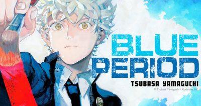 The Blue Period thắng giải Manga Taisho Awards 2020