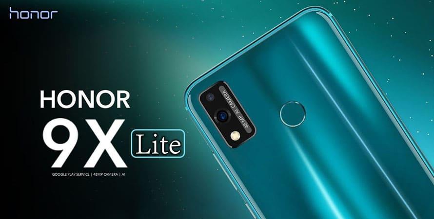 Điểm qua một số thông tin về Honor 9X Lite mới được ra mắt