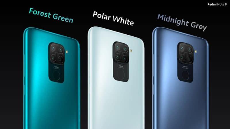 Redmi Note 9 chính thức được ra mắt. Có gì đặc biệt?