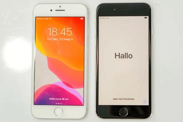 Chiêm ngưỡngng iPhone SE đầu tiên tại Việt Nam, giá chỉ từ 12,7 triệu đồng
