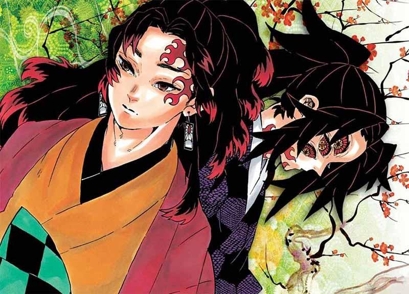 Tsugikuni Yoriichi - Thợ săn quỷ mạnh nhất từng suýt giết được Muzan