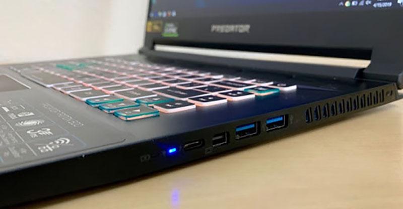 Acer chính thức cho ra mắt mẫu laptop dành riêng cho game thủ