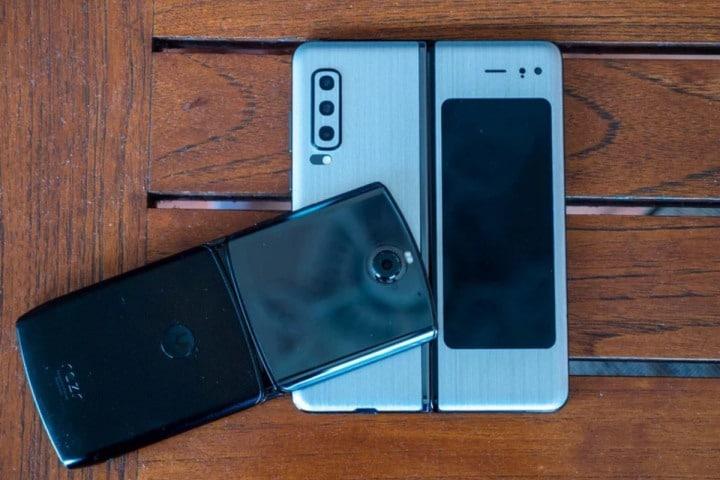 Kết thúc nửa đầu năm công nghệ 2020: Smartphone Android ngày càng giống nhau