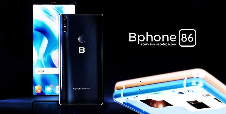 BKAV chính thức chốt ngày ra mắt của Bphone B86 vào 10/5