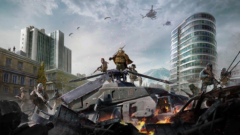 Call of Duty: Modern Warfare - Tựa game bán chạy nhất năm 2020
