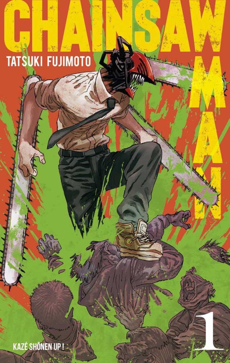 Chainsaw Man - Tatsuki Fujimoto