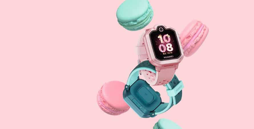 Huawei tung ra smartwatch cho trẻ em - Children Watch 3 Pro Super