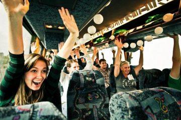 Điểm danh các game chơi trên xe du lịch hấp dẫn nhất