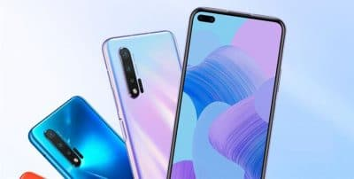 Huawei Nova 7 sẽ trang bị hệ thống camera sau zoom 50X?