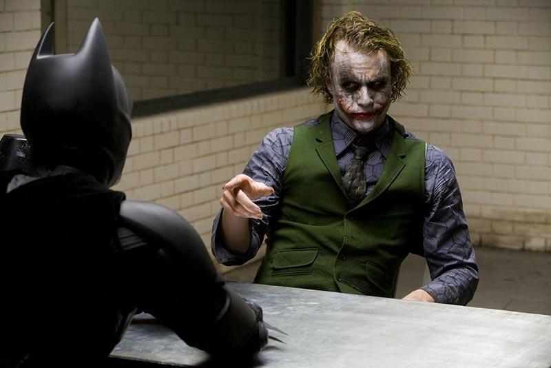 Ân oán với Batman