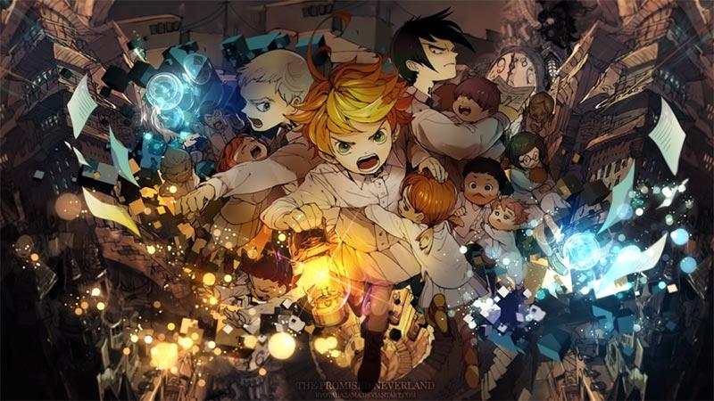 Manga The Promised Neverland sẽ tạm nghỉ và dự kiến trở lại vào 11/5