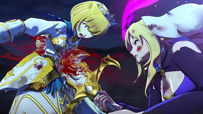 'Monster Strike the Movie: Lucifer - Zetsubou no Yoake'