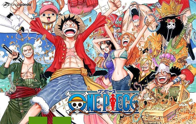 One Piece đạt 470 triệu bản in trên toàn thế giới