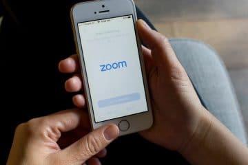 Ngừng sử dụng phần mềm Zoom cho học trực tuyến