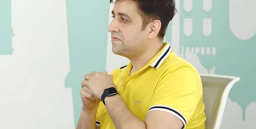 Phải chăng Realme Watch mới sẽ có nhiều thay đổi trong thiết kế?