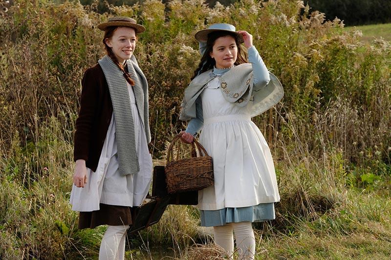 Review / Đánh giá phim Anne With An E (Anne tóc đỏ)