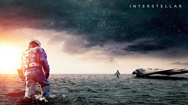 Review / Đánh giá phim Interstellar (Hố đen tử thần)