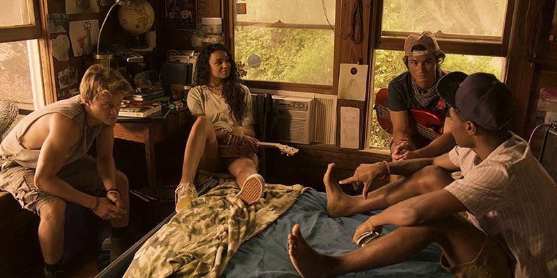 Review / Đánh giá phim Outer Banks