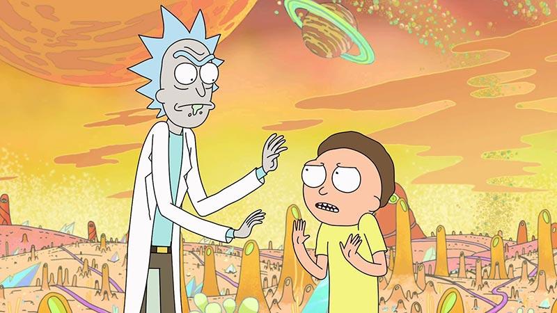 Rick & Morty: Vì sao hay?