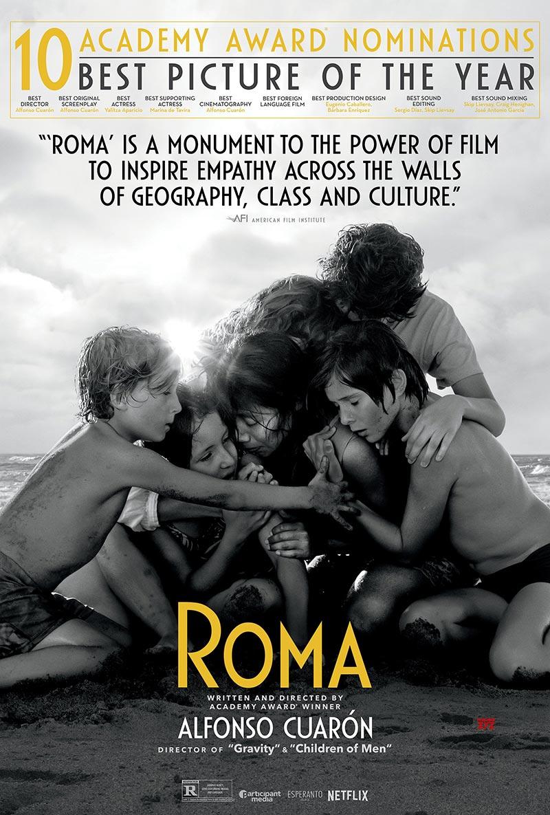 Roma (2018): Một kiệt tác nhân văn đích thực