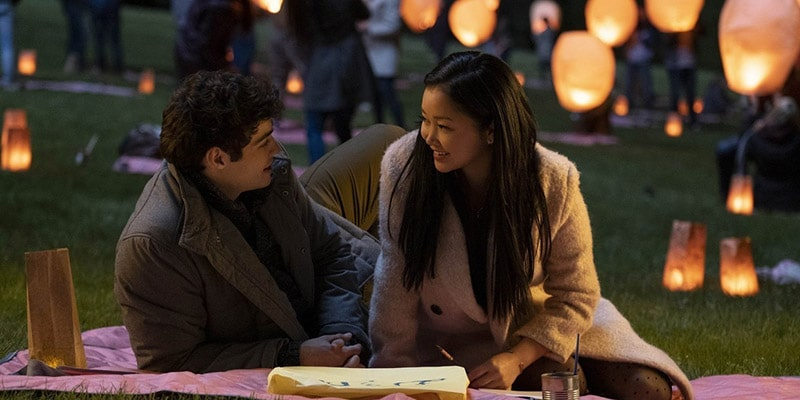 Review / Đánh giá phim To All The Boys I've Loved Before