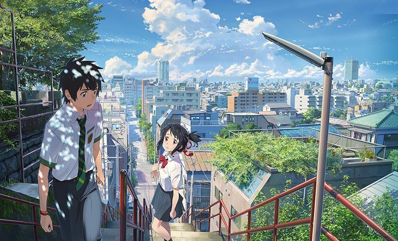Review / Đánh giá anime Your Name (Kimi no Na wa / Tên cậu là gì)