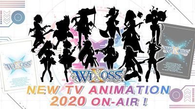 Series 'WIXOSS' sẽ có anime mới trong năm nay