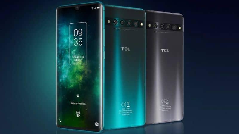 """TCL ấp ủ chiếm lĩnh thị trường smartphone với series """"10"""" của mình"""