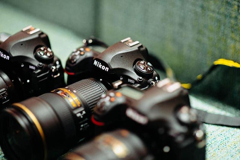 Tìm hiểu các dòng máy ảnh Nikon DSLR chuyên nghiệp hiện nay 2020