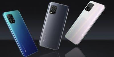 Xiaomi Mi 10 Lite 5G sẽ có tới 4 phiên bản màu sắc cực bắt mắt