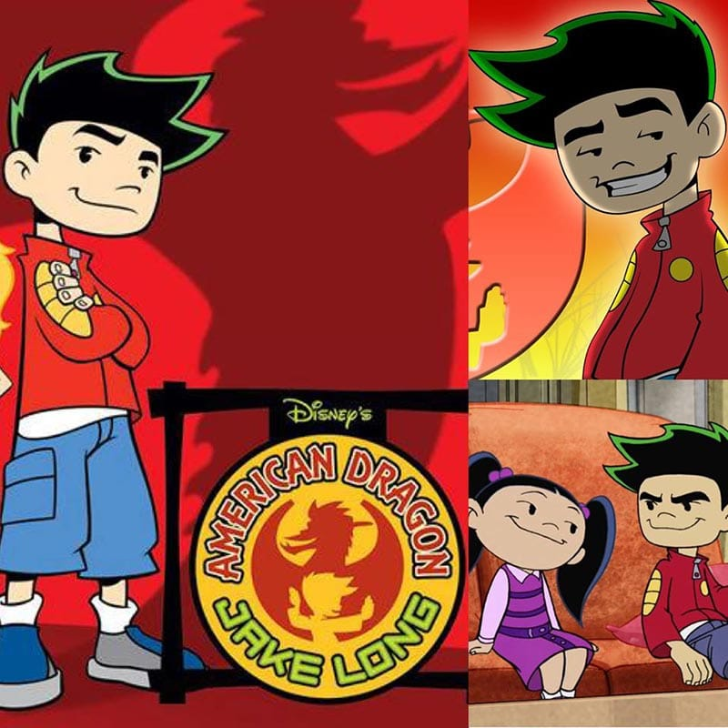 American Dragon: Jake Long (2005 - 2007)