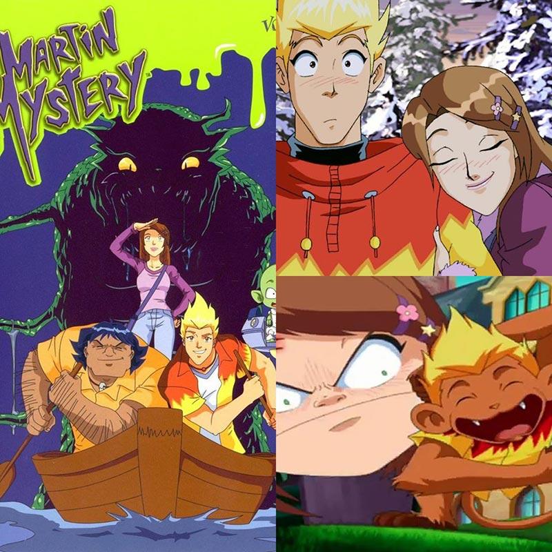 Martin Mystery (Martin kỳ bí) (2003 - 2006)