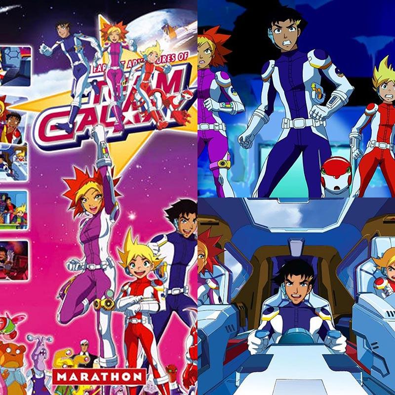 Team Galaxy (2006 - 2008)