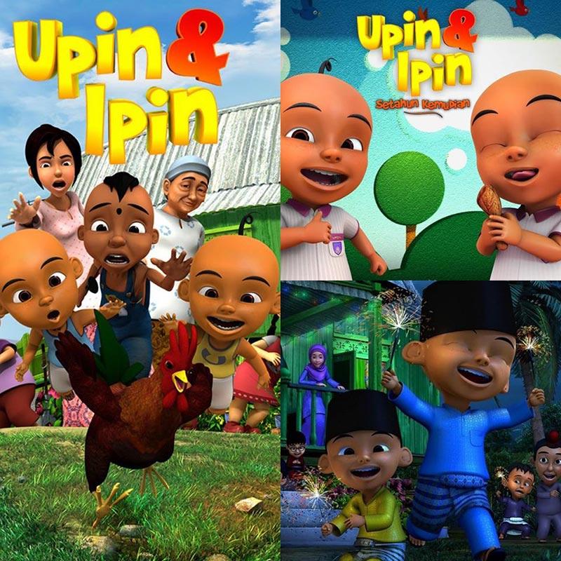 Upin & Ipin (2007 - )
