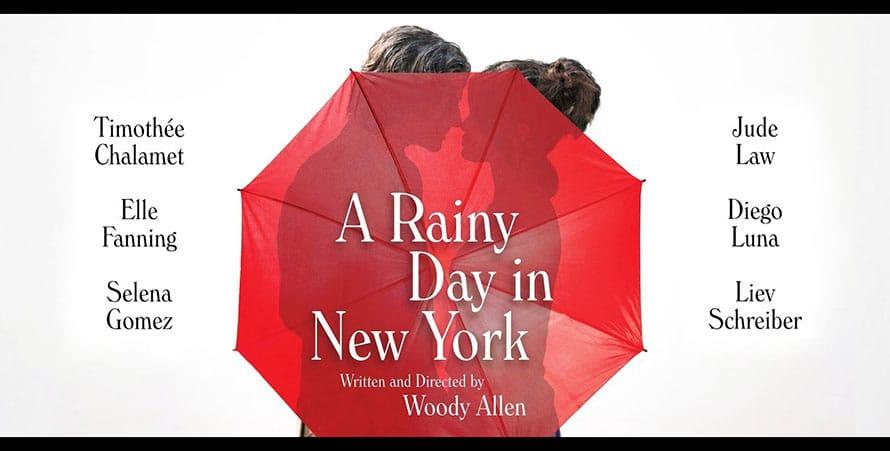 A Rainy Day In New York (2019): Bạn thích trời mưa hay trời nắng?