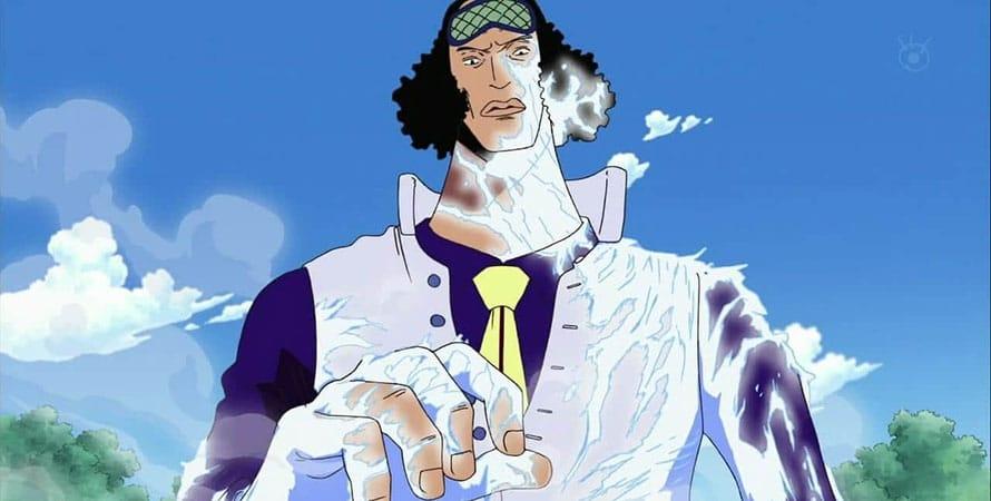 One Piece: Những điều thú vị về nhân vật Aokiji (Kuzan)