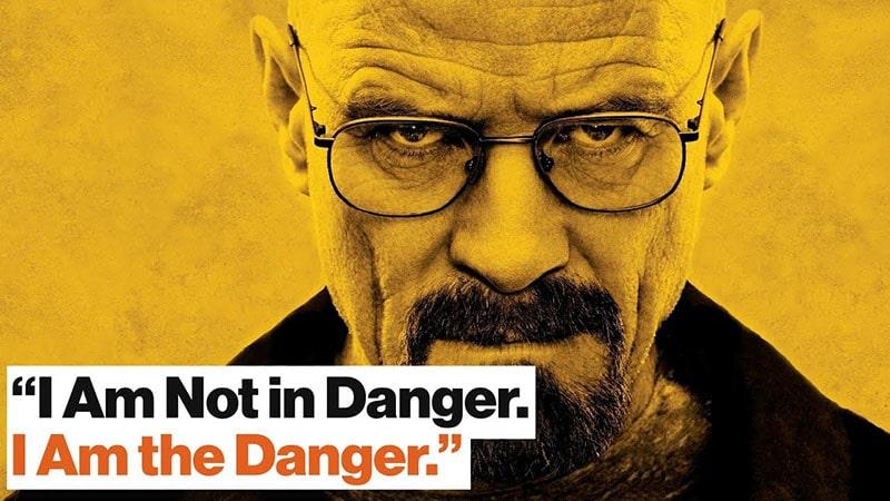 Breaking Bad (2008 - 2013): Series phim được xuất sắc nhất mọi thời đại