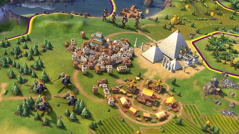 Trải nghiệm Civilization VI miễn phí, game chiến thuật đỉnh cao trị giá 1 triệu đồng đang được Epic phát tặng
