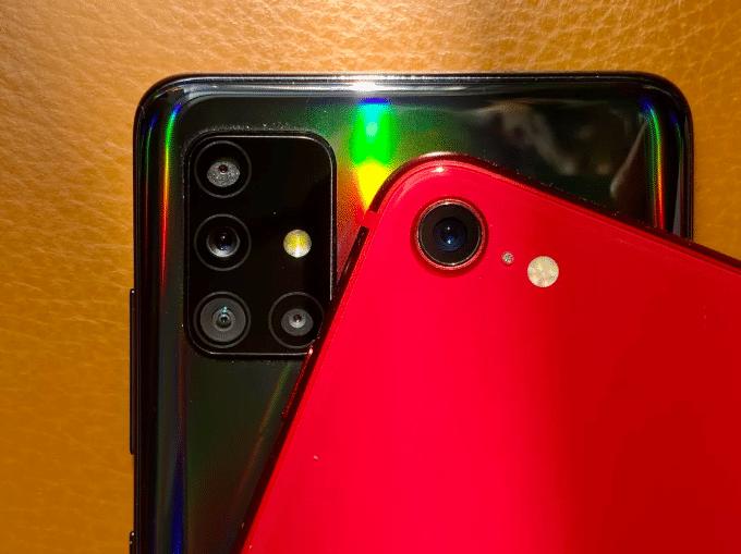 Đánh giá Galaxy A51: Đối thủ hoàn hảo của iPhone SE về mọi mặt
