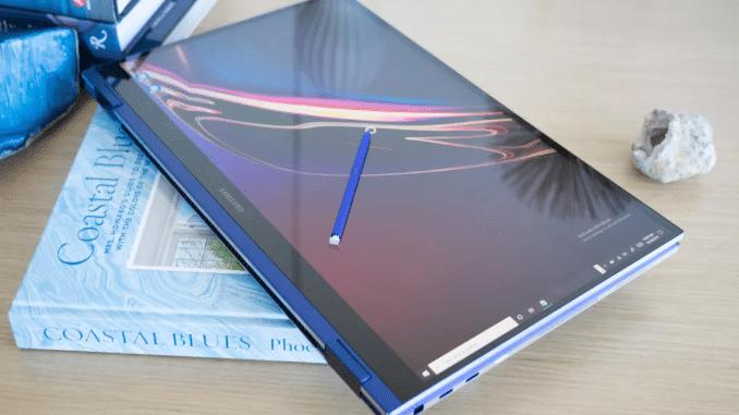 Laptop Galaxy Book mới nhất của Samsung đã ra mắt