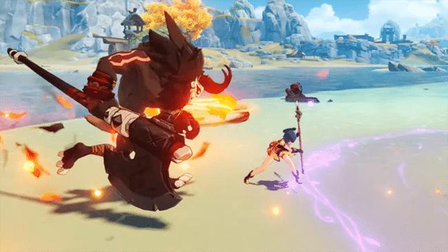 Genshin Impact bước vào đợt Close Beta cuối trước khi ra mắt