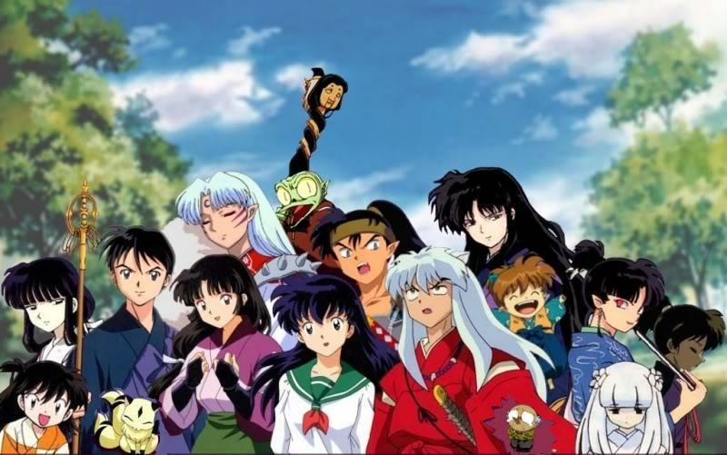 Series amine Inuyasha sẽ có bản spin-off vào mùa thu 2020