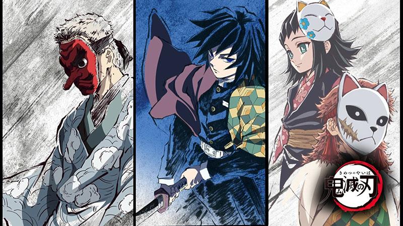 Kimetsu no Yaiba: Sau Phong Trụ thì ai sẽ xuất hiện trong tiểu thuyết?