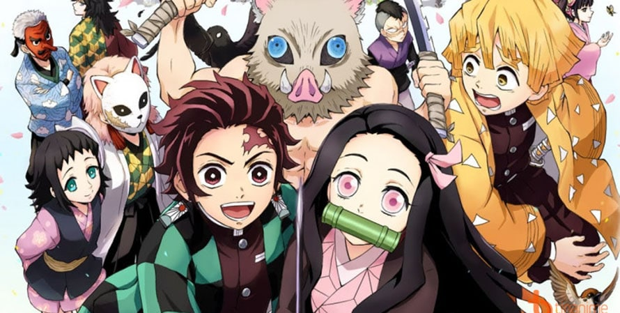Kimetsu no Yaiba được cho là có spin-off