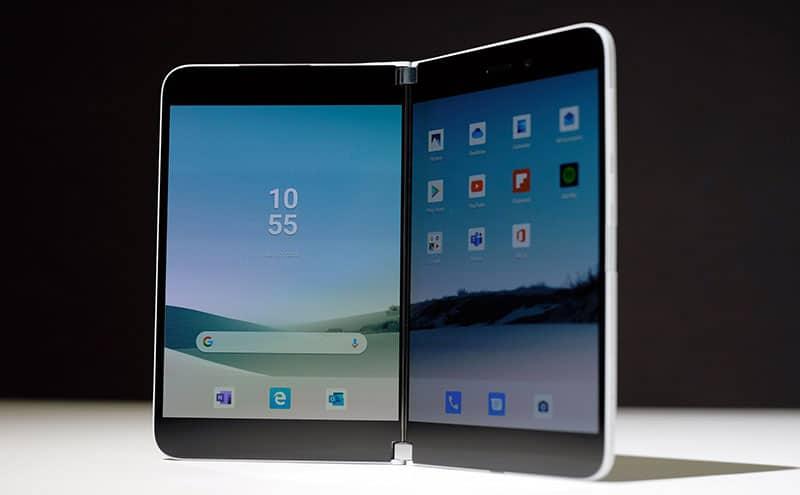 Cấu hình của Microsoft Surface Duo rò rỉ với những thông tin hay ho