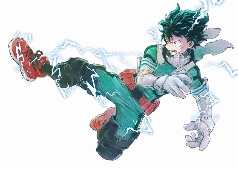Top 5 manga có nhân vật chính sở hữu sức mạnh siêu bá đạo