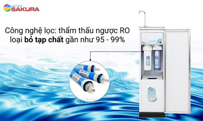 Nguyên lý máy lọc nước RO