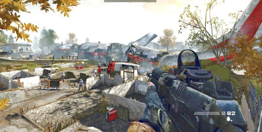 Những game bắn súng siêu hấp dẫn không thể bỏ qua trên Steam