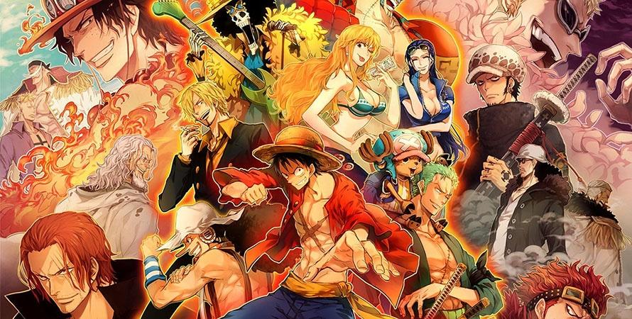 Tác giả Eiichiro Oda đã cập nhật thông tin mới nhất về One Piece
